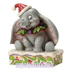 NEW * SWEET SNOW FALL * DUMBO 4051969 JIM SHORE DISNEY FIGURINE ORNAMENT