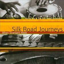 Yo-Yo Ma; Silk Road Ensemble-Silk Road Journeys: When Stran CD NEW