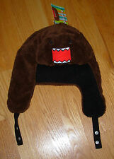 DOMO OFFICIAL Pilot face peruvian laplander knitted hat cap beanie costume anime