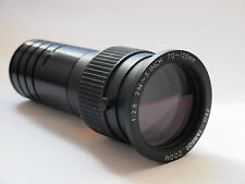 PRO-Tamron Zoom Projector Lens 2 3/4-5 Inch F2.8 70-125mm. Stock No u 2963