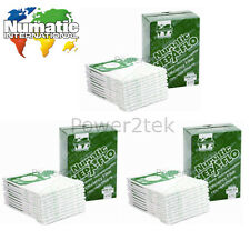 30 x Genuine Numatic NVM-1CH Hoover Dust Bags for NSQ250 NSR-200A Nuvac UK Stock