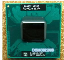 Intel Core2 Extreme X7900 2.8G 800Mhz 4MB SLA33 SLAF4 Socket P CPU Processor