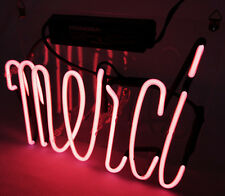 "MERCI Club House LAMP Cafe Steak WALL Home Room POSTER NEON LIGHT SIGN 8""X10"""