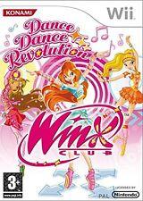 Winx Club - Dance Dance Revolution  - Wii (Ohne Beiheft/Cover)