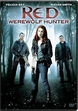 RED WEREWOLF HUNTER New Sealed DVD