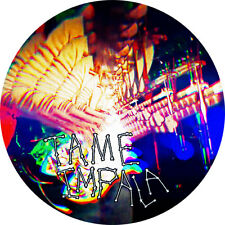 CHAPA/BADGE TAME IMPALA . pin button jack gardner comets on fire neo psych