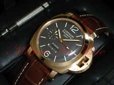 Panerai Luminor 1950 8 Days GMT 44mm 18k Rose Gold PAM00289 Limited 300 PAM 289
