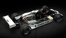 1984 TOM SNEVA MARCH COSWORTH INDY 500 POLE WINNER TEXACO STAR RACE CAR 1:18