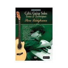 Celtic Guitar Solos (tunes & techniques) (DVD, 2008) (dv105)