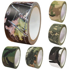 5CMx10M Military Bionic Camouflage Rifle/Gun Wrap Hunting Camping Stealth Tape
