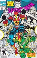 SPIDER-MAN #20 / REVENGE OF THE SINISTER SIX PART 3 / MARVEL COMICS / 1992