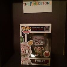 "FUNKO  AMERICAN HORROR STORY FREAK SHOW ""TWISTY"" BLOOD SPLATTERED POP"