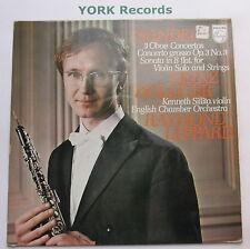 6500 240 - HANDEL - 3 Oboe Concertos HOLLIGER / LEPPARD English CO- Ex LP Record