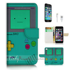 iPhone 6 6S (4.7') Flip Wallet Case Cover P2994 Video Game