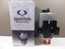 GENUINE SSANGYONG ACTYON SPORTS FILTER PACK (FUEL FILTER+WATER SEPARATE FILTER)