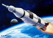 Revell Apollo Saturn V 1:144 Revell 04909  X
