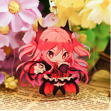 Anime Seraph of the End / Owari no Seraph Krul Tepes Keychain Keyring Cute Gift