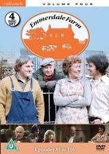 EMMERDALE FARM volume 4 Vol. 4. Four discs. Brand new sealed DVD.