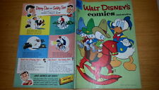 Walt Disney's Comics & Stories #190 (Dell 1956) Carl Barks - ORIGINALE USA