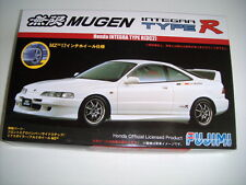 NEW FUJIMI HONDA MUGEN INTEGRA TYPE R(DC2) 1/24 Scale PLASTIC MODEL KIT