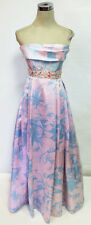 WINDSOR Pink Blue Prom Evening Formal Gown 11 - $170 NWT