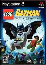 New LEGO Batman - PlayStation 2 great game kids girls boys