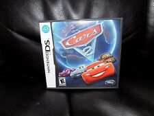 Cars 2: The Video Game (Nintendo DS, 2011) EUC