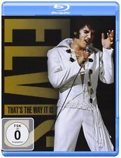 ELVIS PRESLEY : THAT'S THE WAY IT IS - Blu Ray - Sealed Region B for UK