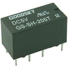 Subminiature 2A Relay DPDT 5V Coil