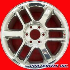 "GMC ENVOY ENVOY DENALI ENVOY XL 18X8"" POLISH FACTORY ORIGINAL WHEEL RIM 5252"