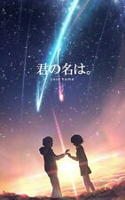"DM04540 Your Name - Japan Kimi no Na wa Anime 14""x22"" Poster"