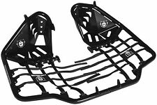 Pro Armor - Y099031BL - Revolution Nerf Bars with Heel Guard Plate, Black`