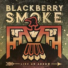 BLACKBERRY SMOKE LIKE AN ARROW CD - NEW RELEASE OCTOBER 2016