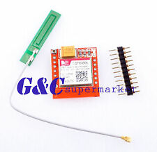 Smallest SIM800L GPRS GSM Module Card Board Quad-band Onboard + Antenna