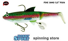 MOLIX PIKE SHAD 5,5'' col PS 06 RAINBOW TROUT  GR 60