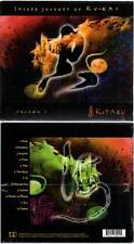 "KITARO ""Sacred Journey Of Ku-Kai , Vol.1"" (CD Digipack) 2003 NEUF"