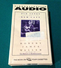 Robert James Waller (author of Bridges of Madison County) cassette audio
