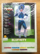 Blufinity Spaceman Costume Small AGE 3-4 BOYS CHILDRENS FANCY DRESS