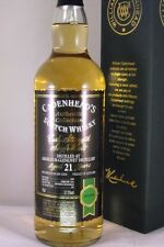 1 BOTTLE WHISKY ABERLOUR 1989 21 YO 57,5% CADENHEAD'S
