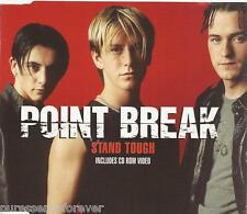 POINT BREAK - Stand Tough (UK 4 Tk Enh CD Single Pt 2)