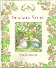 BRAMBLY HEDGE SUMMER STORY Jill Barklem Brand New! hardback 2011 Childs Classic