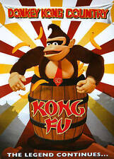 Donkey Kong Country - Kong Fu 2014 by Phase 4 Films ExLibrary