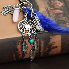Dream Catcher Keyring Charm Pendant Purse Bag Key Ring Chain Car Keychain Gift