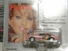 (11) 2000 Playboy 1:64 Playmate Limited Edition Collectible Die Cast Cars