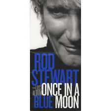 Rod Stewart - Once in a Blue Moon (2009) new longbox rare OOP