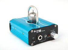 Mini Valve Class A Tube Headphone Amplifier Bravo Audio Ocean