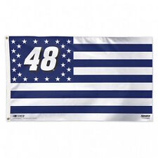 2016 JIMMIE JOHNSON #48 LOWE'S NASCAR SPRINT CUP DELUXE 3'x5'PREMIUM FLAG