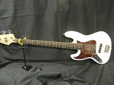 Fender LEFTY 4 String Jazz Bass #MZ7019022 Made in Mexico With Gator Case