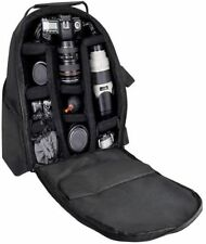 NEW Digital Camera Backpack. Canon Rebel Nikon Sony Pentax Camcorder Case Bag