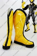 X-men Wolverine cosplay boots shoes